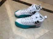 Air Jordan Women White Jade