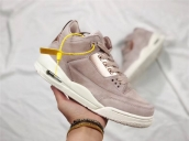 Air Jordan 3 Woman Rose Gold
