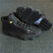 Air Jordan 13 Pro Strong All Black