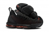 Nike Lebron James 16 Black Red