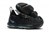 Nike Lebron James 16 Black Jade