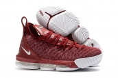 Nike Lebron James 16 Wine Red