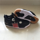 Air Jordan 4 Black Brown