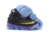 Nike Lebron James 15 Black Purple