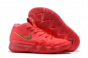 Nike Kyrie 4 Red Gold