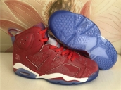 Air Jordan 6 Perfect Red