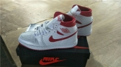 Nike Air Jordan 1 OG High White Red