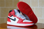 Nike Air Jordan 1 OG High Red White