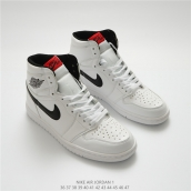 Nike Air Jordan 1 OG High White Black