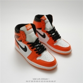 Nike Air Jordan 1 OG High Orange