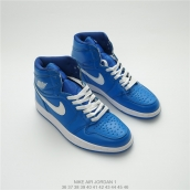Nike Air Jordan 1 OG High Blue White