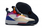 Air Jordan 33 Colorful