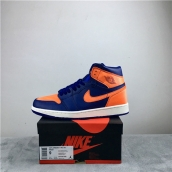 Air Jordan 1 PRM Blue Void