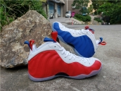 Air Foamposite One Red&Blue