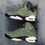Air Jordan 6 x Travis Scott