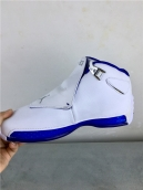 Air Jordan 18 Sport Royal White&Blue