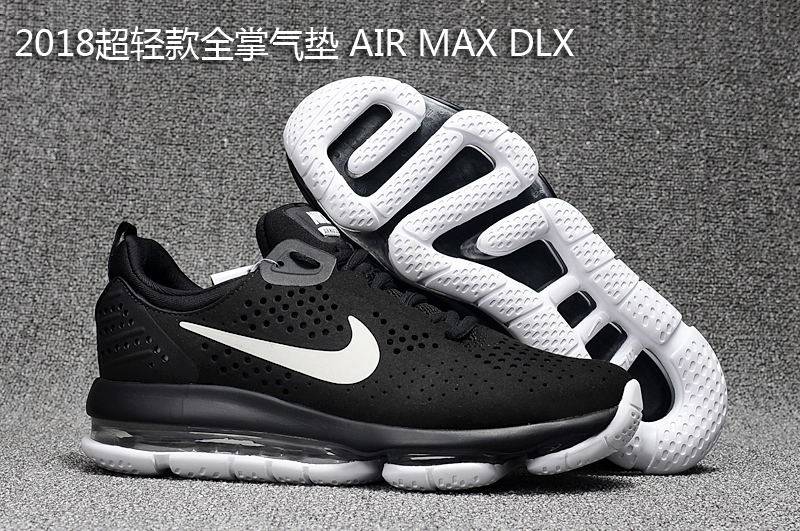 brand new e2f7d 85cf3 Air Max 2018 DLX Black White