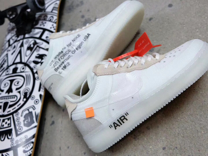 83149260859af5 Air Force Low Off White